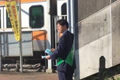 2017年5月18日 東青梅駅