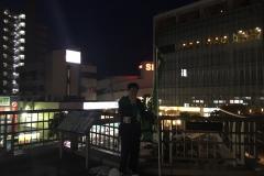 2017年5月22日 河辺駅