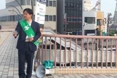 2017円5月24日 小作駅